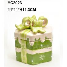 Подарочная коробка из керамики ручной работы