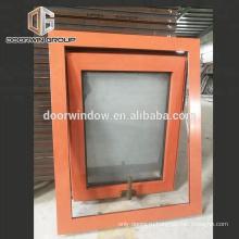 Большие стеклянные окна Коммерческие окна Цена Тентовое окно с матовым стеклом