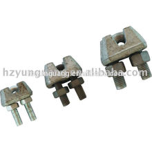 power pole hardware heavy load fitting power overhead lines cable clamp electric line steel rope accessories guy wire fitting