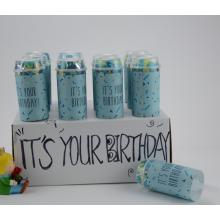 Fête d'anniversaire Push Pop Confetti Cannon