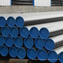 Mais vendidos ASTM A106 Gr. Tubo sem costura de aço carbono B