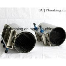 Full Stainless Steel Repair Clamp Fig. Sc120