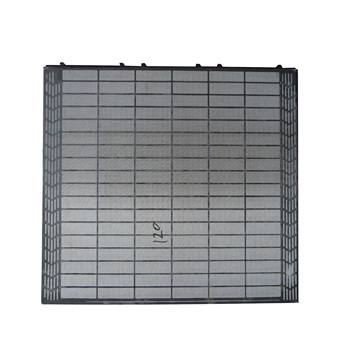 API standard SWACO MD-2 Shaker Screen / MD-3 Shaker Screen