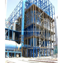 Powder high speed centrifugal spray dryer machine