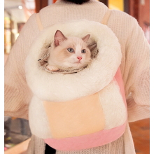 Mochila Winter Pet Cat