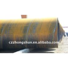 SSAW API 5L Стальные трубы / Спиральные стальные трубы для нефти и газа