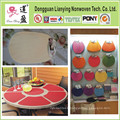 Ecofriendly Colorful Customized PVC Placemat
