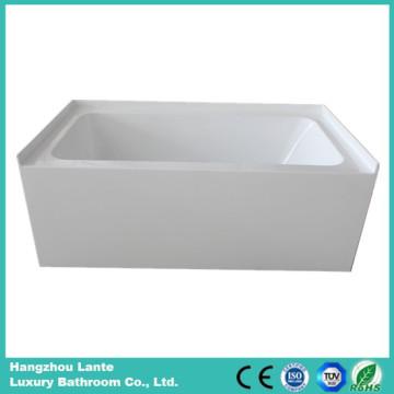 Прямоугольная акриловая ванна с юбкой (LT-24Q)
