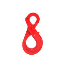 italy type eye self-locking hook for lifting