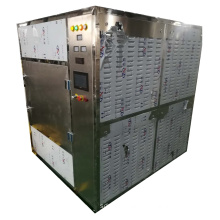 Industrial cabinet microwave drying machine sterilizing oven for medical clothing sheets and disposable sets