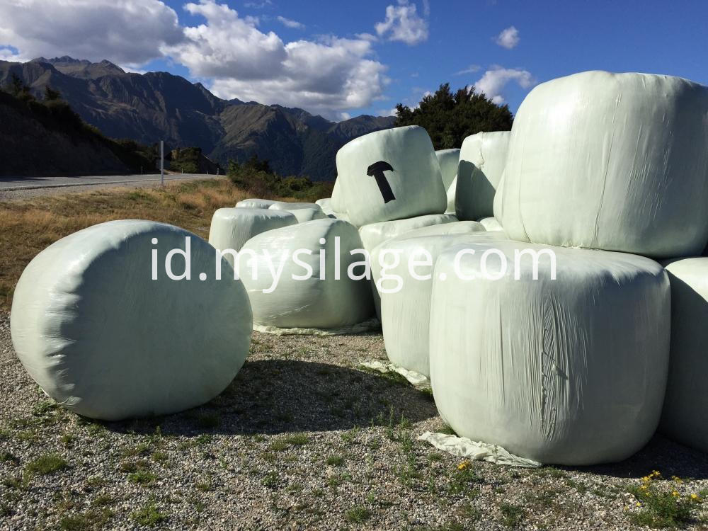 Round Silage Bale Wrap