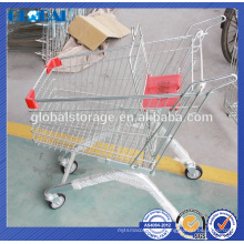 Горячий продавать Европейский дизайн маленьких Handtruck для магазина/супермаркета вагонетки