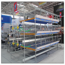 China Supplier Poultry Equipment Wholesale Bird Cages for Broiler Chicken Farming