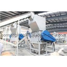 Hochleistungs-PET-Flaschen-Recycling-Linie -6000kg / H
