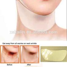 2015 neue Produkte Anti Falten Hals Blatt