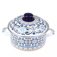 Enamel casserole enamel cookware flower pot cast iron skillet  Enamel casserole enamel cookware flower pot cast iron skillet