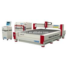 Máquina de corte del proveedor de China máquina de corte de chorro de agua de 5 ejes
