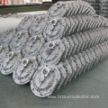 Galvanized large caliber spiral pipe air duct