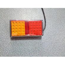 E-MARK Certified LED Rear Combination Tail Light pour camion et remorque