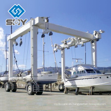 Grúas para Dinghy Boat, Yacht Davits price, straddle carrier Más preguntas, por favor envíeme un mensaje!