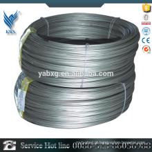 EN, ASTM, JIS, GB, DIN, AISI Padrão e certificação ISO pvc fio de aço inoxidável na China
