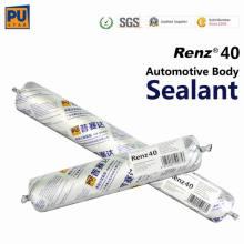 Trois couleurs, mastic adhésif de polyuréthane pour le verre automatique (RENZ40)