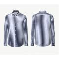 Camisa casual de verano de algodón puro para hombre