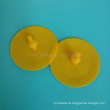 Válvula de paraguas de silicona para el resucitador manual