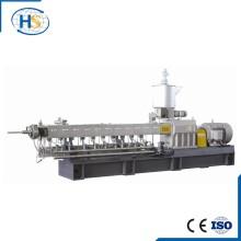 Machine d'extrusion de refroidissement d'eau de granulés PP / PE / Gf de norme CE