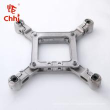 Tipo quadrado amortecedores do quadro da liga de alumínio do amortecedor para a linha aérea equipamento