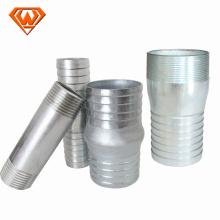 Conector Conexiones de suministro de agua Steel King Nipple