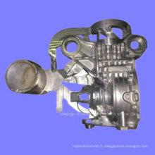 Moulage en aluminium personnalisé d'une partie auto