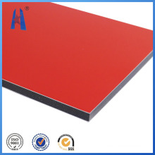 4mm Fire Resistant Decorative Wall Panel for Gas Station