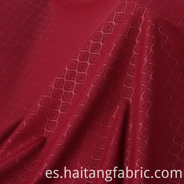 Embossing Fabric Polyester Material