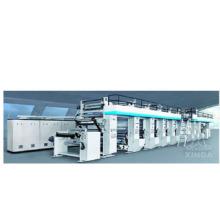 Tiefdruckmaschine mit max. Druckgeschwindigkeit von 200 m / min