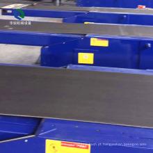 Sistema transportador de alta qualidade / transportador de correia em PVC