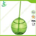 500 Ml livre de BPA como copo de palha em forma de bola (TB-A5)