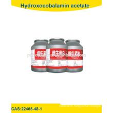High quality Hydroxocobalamin acetate powder/22465-48-1 USP