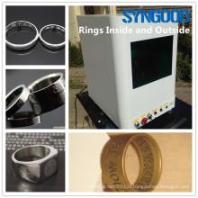 Syngood Fiber Marking Machine SG10F/20F/30F for dog tag photo engraving