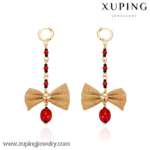 29374 xuping 18k gold plated jewelry fancy wholesale dropping earring