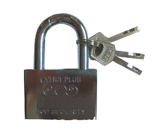 Stainless Steel Pad Lock