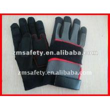 Mining safety tool work glove for handicap ZMA0138