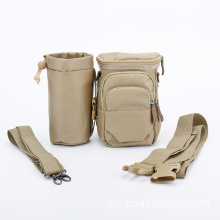 Bolsas tácticas de cintura Army Outdoor Hiking Fanny Pack