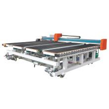 Full automatic multi-function glass uploading cutting machine