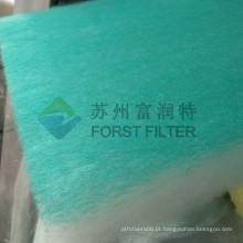 FORST Filtro de ar grosso Material Algodão de fibra de vidro para filtro de ar da cabine de pulverização