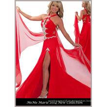 Rote Halfter Strasssteine Schönheitswettbewerb Kleider RO11-24
