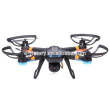 Quadcopter de RC Drone Wi-Fi com câmera FPV HD sem cabeça