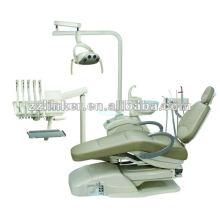 LK-A24 Unité de traitement dentaire complète Unité dentaire à main gauche Foshan Chaise dentaire