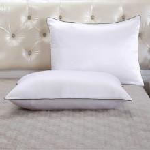 100% Pure 2pcs Silk Pillowcase with Hidden Zipper