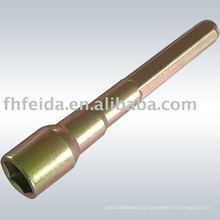 Hex Key Wrench, CNC Turning Part, Forged Part